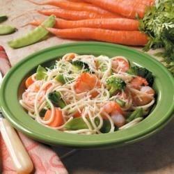 Photo of Vegetable Shrimp Toss by Sharyn Craig