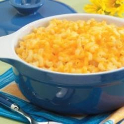 Photo of Triple-Cheese Macaroni by Katie  Sloan