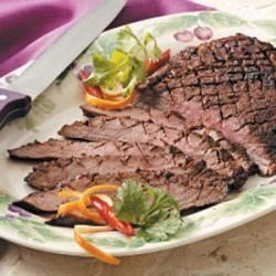 Photo of Marinated Flank Steak by Jean Metcalf