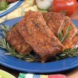 Photo of Herbed Spareribs by Norma  Harder
