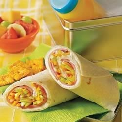 Photo of Sweet Ham Roll-Ups by Mission Foods