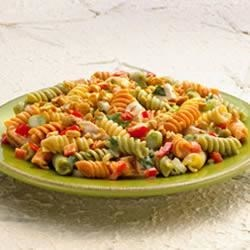 Photo of Thai Chicken Pasta Salad by Ronzoni Garden Delight® Pasta