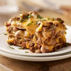 Photo of Our Favorite Mexican Style Lasagna by Kraft Natural Shredded Cheese