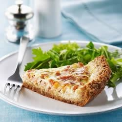 Shreddies Quiche Lorraine Recipe