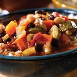 Vegetarian Chili from Campbell's Kitchen Recipe
