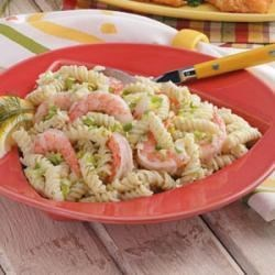 Photo of Rotini with Shrimp by Janice  Mitchell