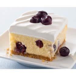 Creamy Lemon-Blueberry Dessert Recipe