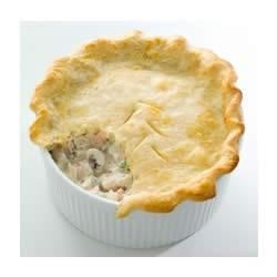 Creamy PHILLY Chicken Pot Pie Recipe