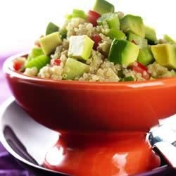 Avocado Quinoa Salad Recipe