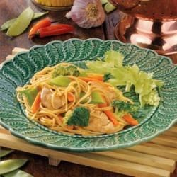 Photo of Stir-Fried Chicken and Noodles by Stacey  Nutt