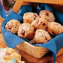 Photo of Raspberry Streusel Muffins by Catherine  Johnston