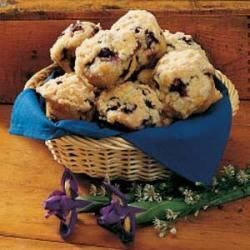 Photo of Blueberry Streusel Muffins by Mary  Anne McWhirter