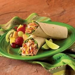 Tuna Salsa Wraps Recipe