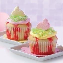 Springtime Poke Cupcakes Recipe