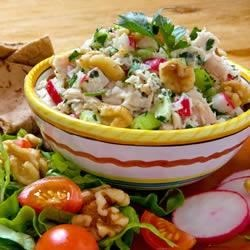 Photo of A Smarter Tuna Salad by California Walnut Board