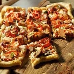Photo of Sausage Diavolo Pizza  by The Kitchen at Johnsonville Sausage