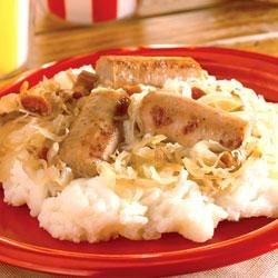 Photo of Beer and Kraut Brats by Campbell's Kitchen