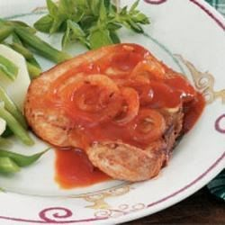 Photo of Pork Chops in Tomato Sauce by Cindy  Glancy