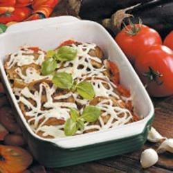 Photo of Eggplant Parmesan by Donna  Wardlow-Keating