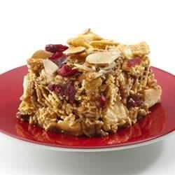 Chex® Apple-Almond Bars -- Gluten Free!