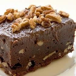 Double Fudge Kahlua Brownies Recipe