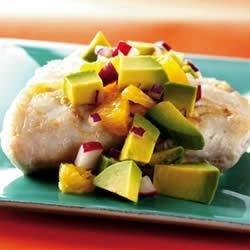 Avocado Ginger Salsa Recipe