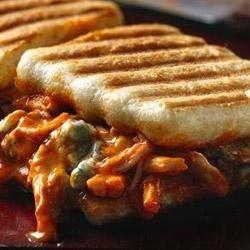 Photo of Buffalo Chicken Panini by Pillsbury® Italian Meal Bread