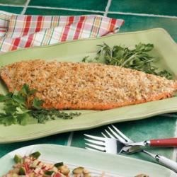 Photo of Baked Salmon with Herbs by Melissa Merrill