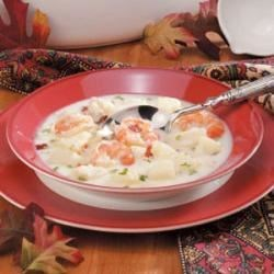 Photo of Seafood Chowder by Heather Saunders