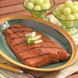Photo of Glazed Salmon Fillet by Sherry West