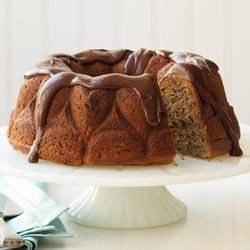 Banana-Chocolate Chip Cake Recipe