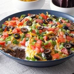 5-Layer Mexican Dip Recipe