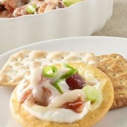 Sweet BBQ Chicken Dip Recipe