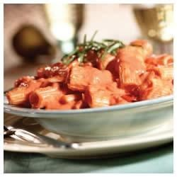 Rigatoni in Vodka Sauce Recipe