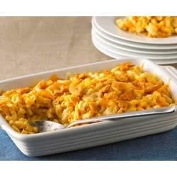 Home-Baked Macaroni & Cheese Recipe