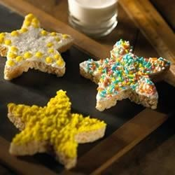 Photo of Twinkling Star Treats™ by Rice Krispies