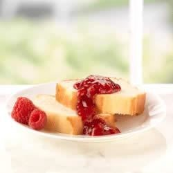 Strawberry-Raspberry No-Cook Jam Recipe