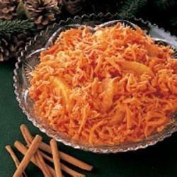 Photo of Orange Carrot Salad by Nancy  Schmidt