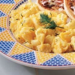 Photo of Dilly Scrambled Eggs by Edna  Hoffman