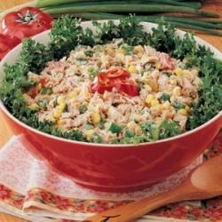 Photo of Salsa Tuna Salad by Jennifer  Harris
