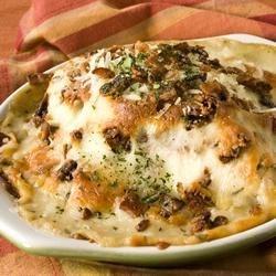 Creamy Chicken Florentine Casserole Recipe