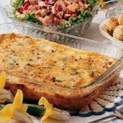 Photo of Brunch Egg Bake by Gloria  Rohlfing
