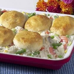Savory Chicken Pot Pie Recipe