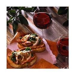 Beef Crostini Sandwiches Recipe