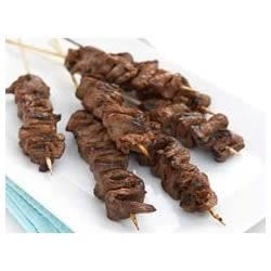 Caramelized Beef Skewers Recipe