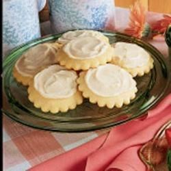 Photo of Sour Cream Cutouts Cookies by Marlene  Jackson
