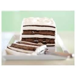 OREO® and Fudge Ice Cream Cake