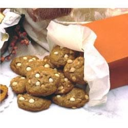 Macadamia Nut White Chip Pumpkin Cookies Recipe