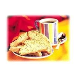 Anise Almond Biscotti