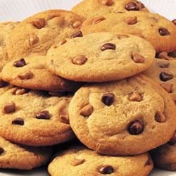 Photo of Original Nestle® Toll House® Peanut Butter & Milk Chocolate Morsel Cookies by Nestle® Toll House®
